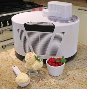 How To Choose The Best Ice Cream Maker - Compressor Ice Cream Makers
