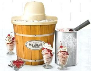 How To Choose The Best Ice Cream Maker - Traditional Technology